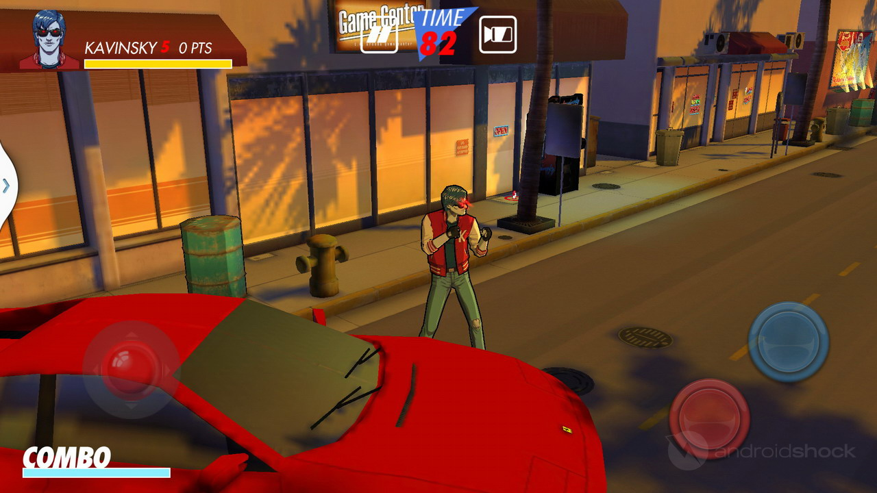 What Car Does Jacket Drive In Hotline Miami