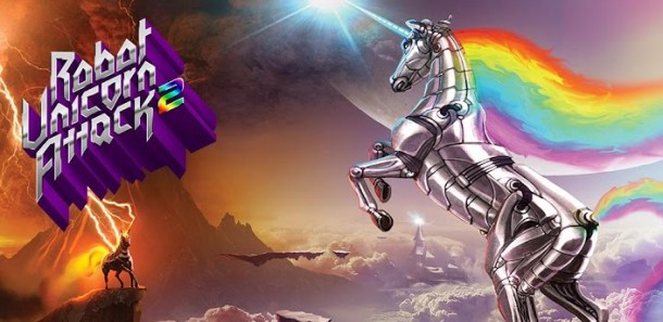 Robot Unicorn Attack 2 Big
