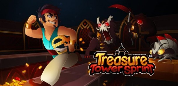 Treasure Tower Sprint Big