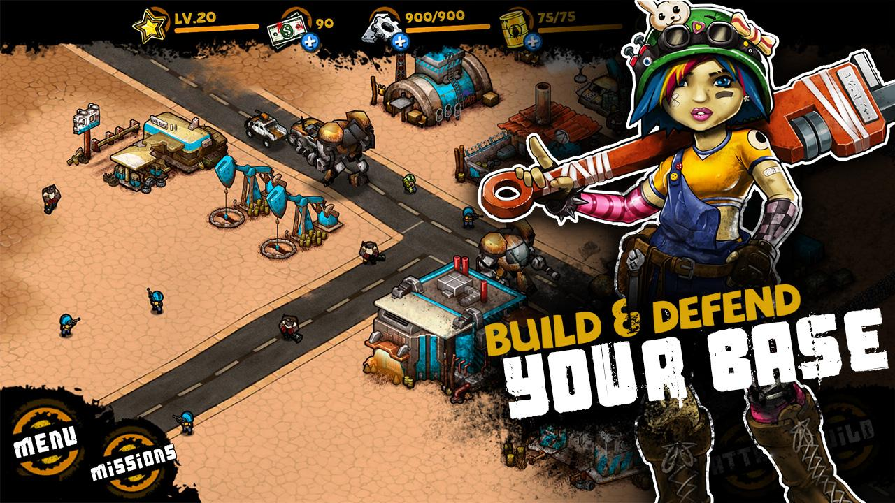 Apoc Wars: Zombies Clash v2.0 Apk for android - revdl