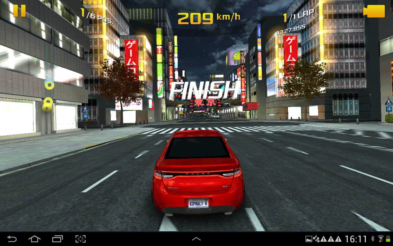 Music That Doesn T Need Wifi >> Asphalt 8: Airborne Review - Drive Fast, Drift and Go ...
