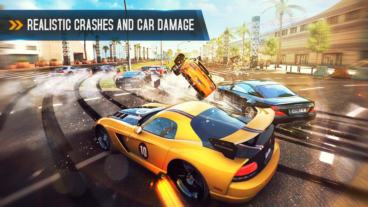 Great Day for Racing Fans as Asphalt 8: Airborne Zooms into Android