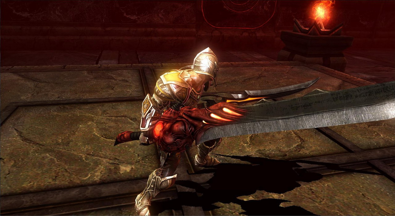 how to clean a bloody sword