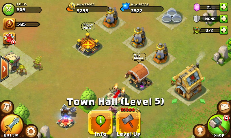 Castle Clash Review