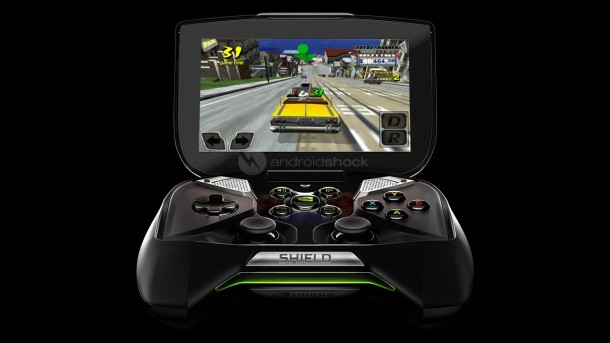 Crazi Taxy Nvidia Shield