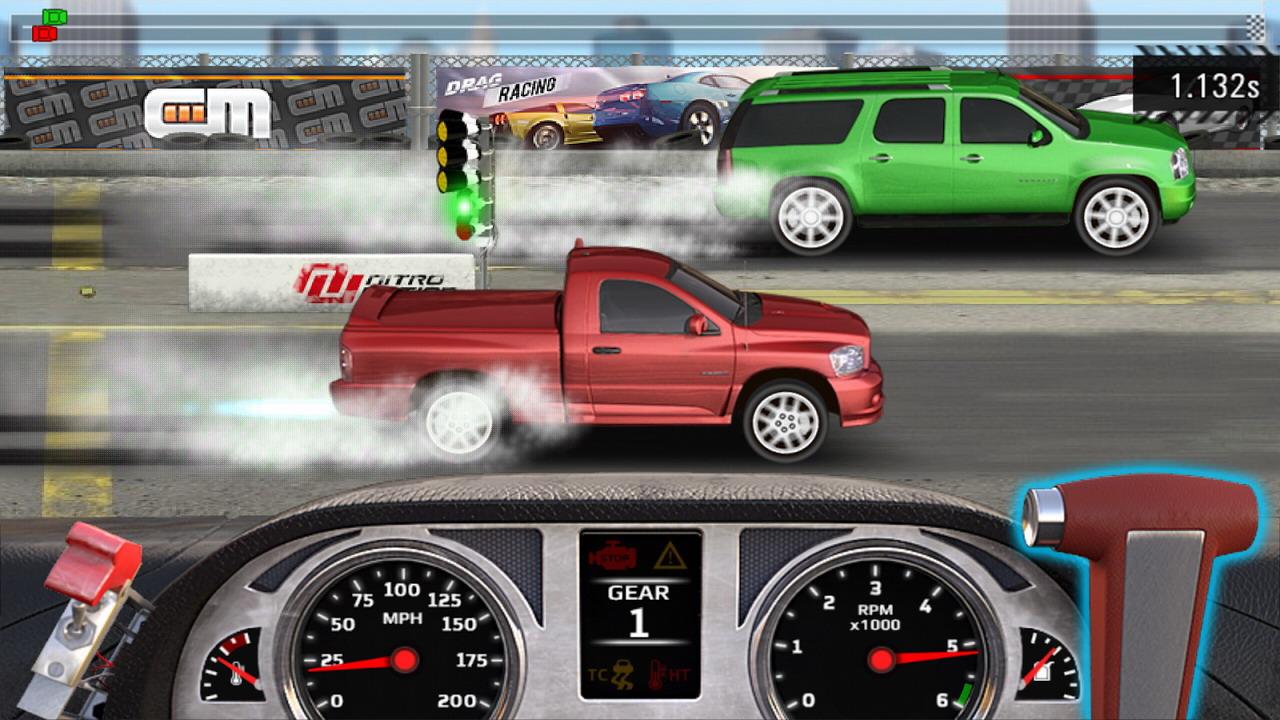 drag racing 4 4