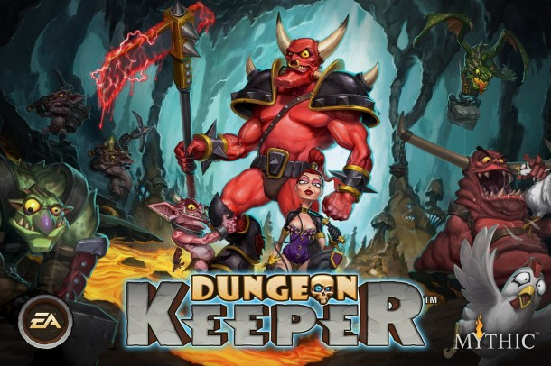 Dungeon Keeper (1)