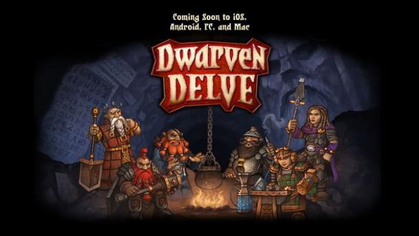 Dwarven Delve Cover