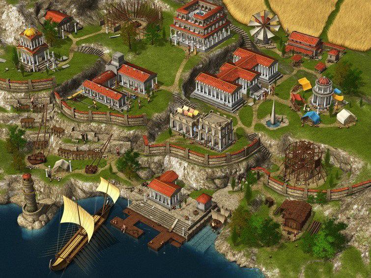 grepolis game
