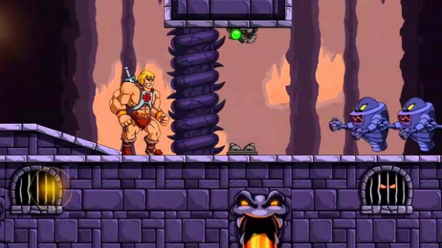 He-Man The Most Powerful Game