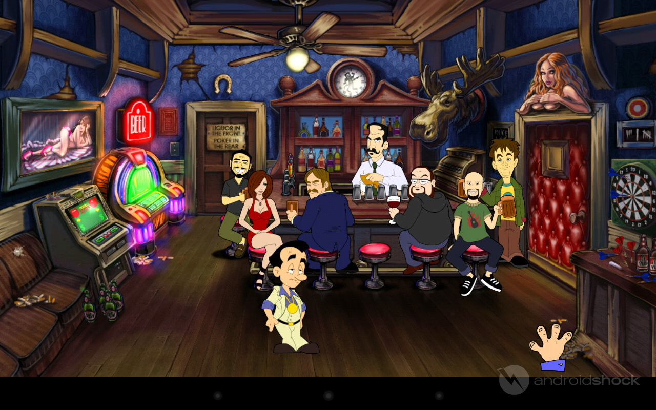 Leisure Suit Larry: Reloaded Review - Get Your Sleaze On ...