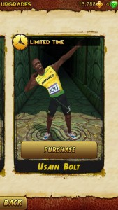 Usian Bolt Temple Run 2 (2)