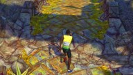 Usian Bolt Temple Run 2 Cover