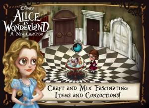 Alice in Wonderland (4)