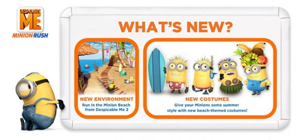 Despicable Me Update Big