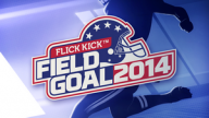 Flick Kick Field Goal 2014 (cover)