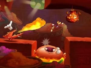 Rayman Fiesta Run (2)