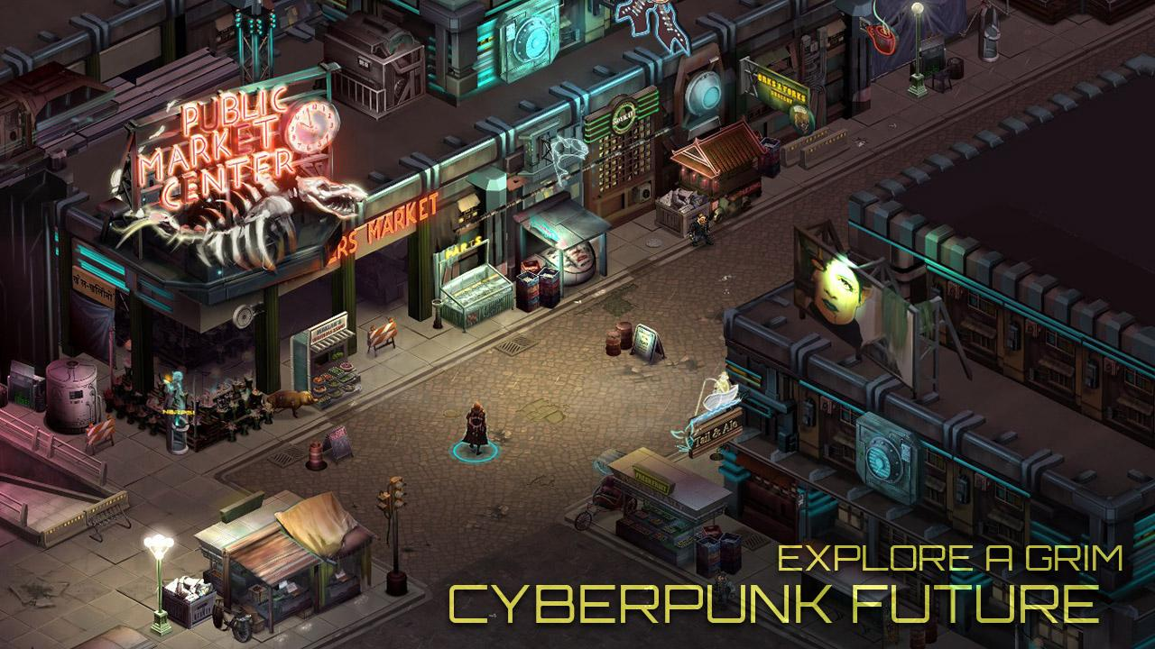 shadowrun returns released for android tablets androidshock