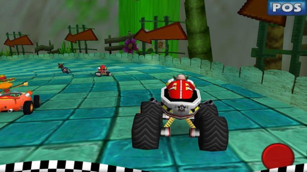 Sonic SEGA All-Stars Racing