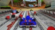 Sonic SEGA All-Stars Racing (Cover)