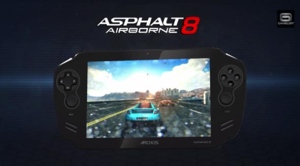ARCHOS GamePad 2 Games (1)