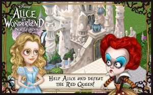 Disney Alice in Wonderland (2)