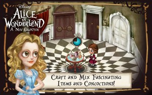 Disney Alice in Wonderland (3)