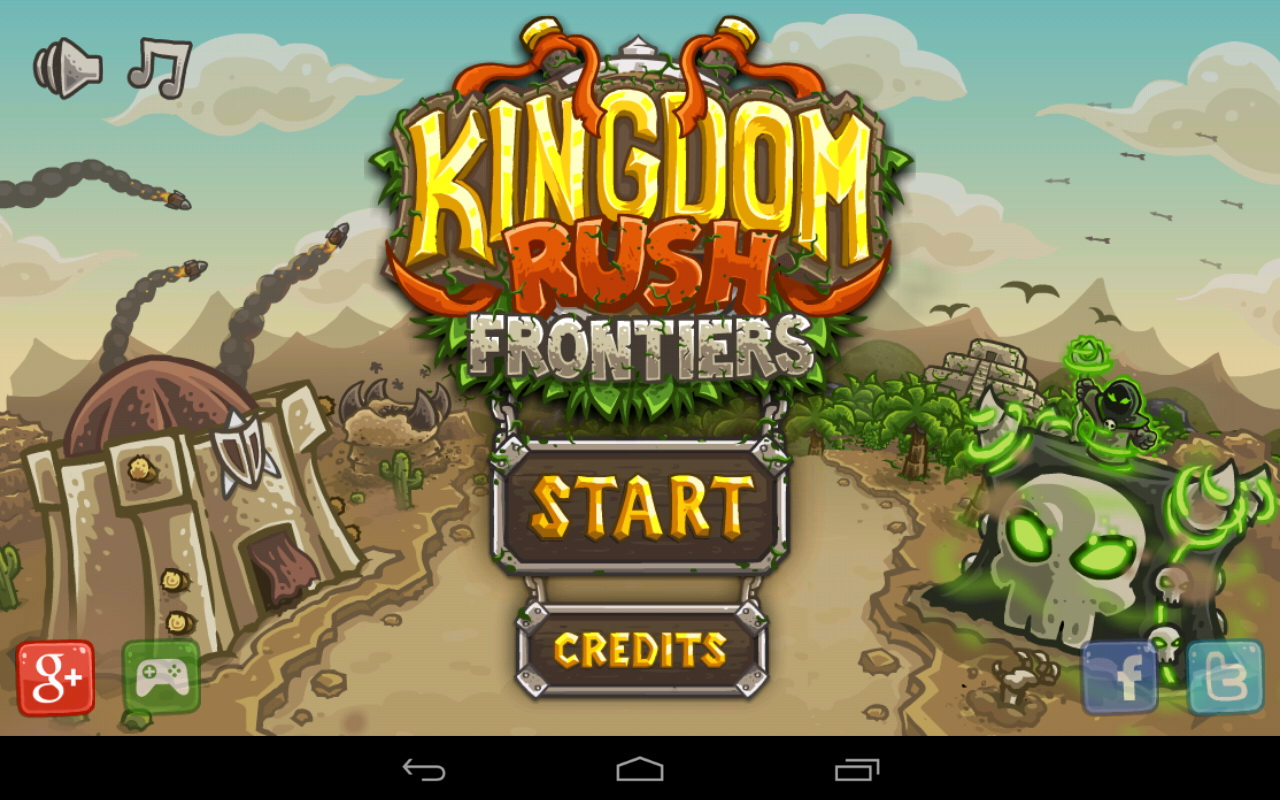 Kingdom rush frontiers review - Kingdom Rush Frontiers 1