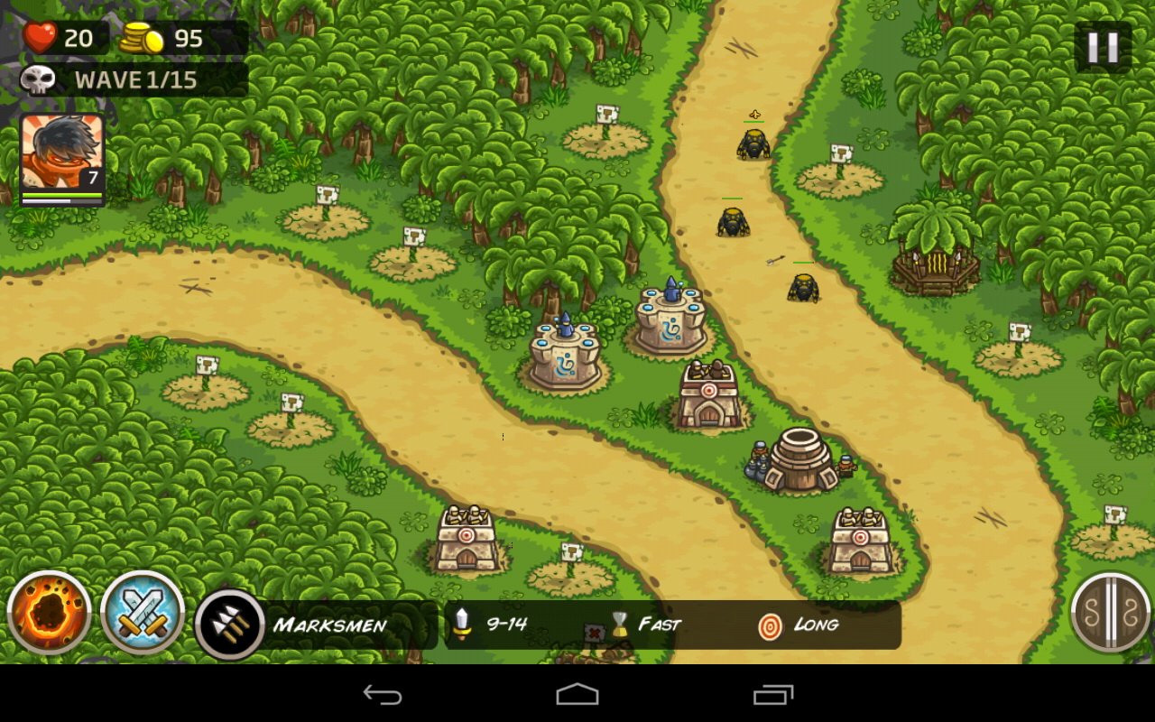 Kingdom rush frontiers review -  Kingdom Rush Frontiers 3