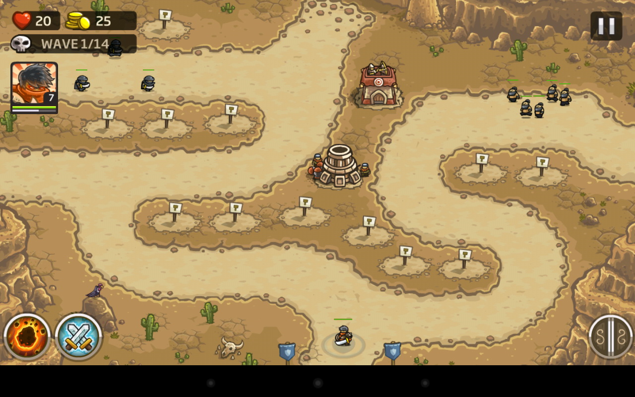 Kingdom rush frontiers review - Kingdom Rush Frontiers 4