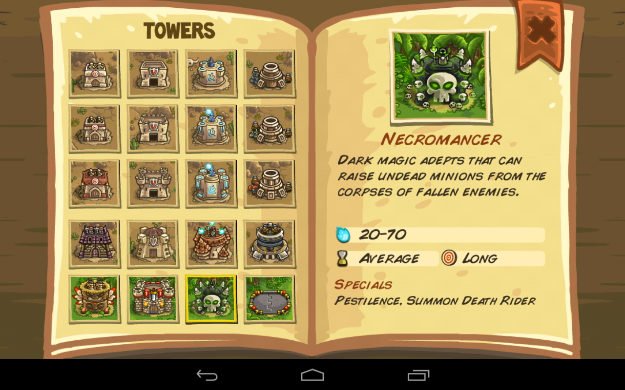 Kingdom rush frontiers review - Kingdom Rush Frontiers 7