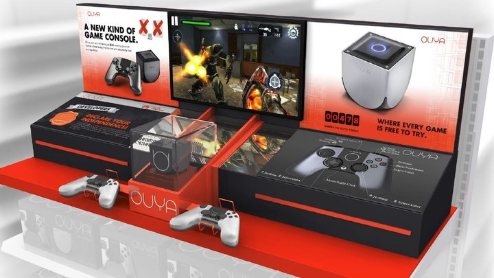 Ouya Readies for the Holiday Season by Retailing in Target
