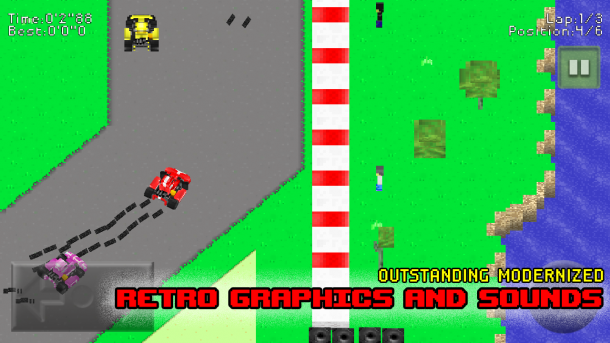 Pixel Karts GP Plus (1)