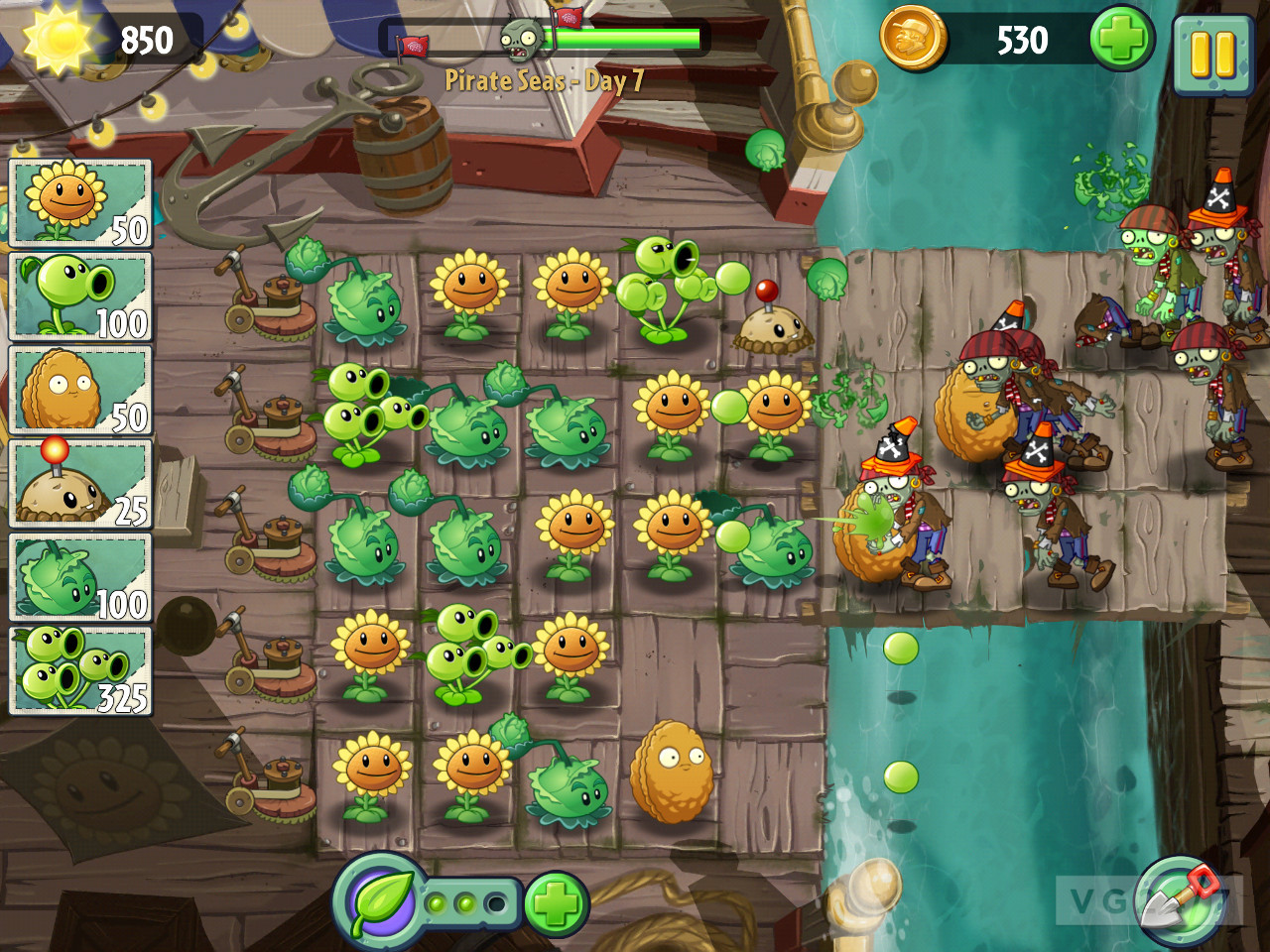 Plants vs Zombies 2 Creeps into Australia and New Zealand Stores