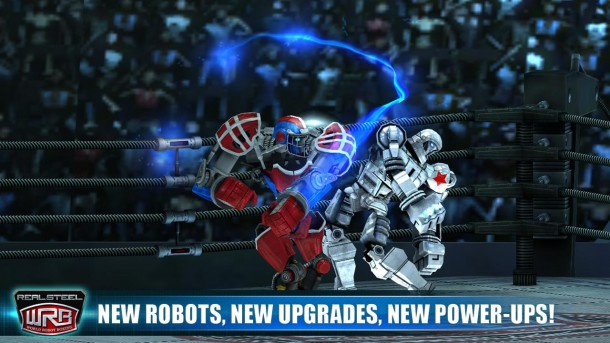 Real Steel World Robot Boxing (1)