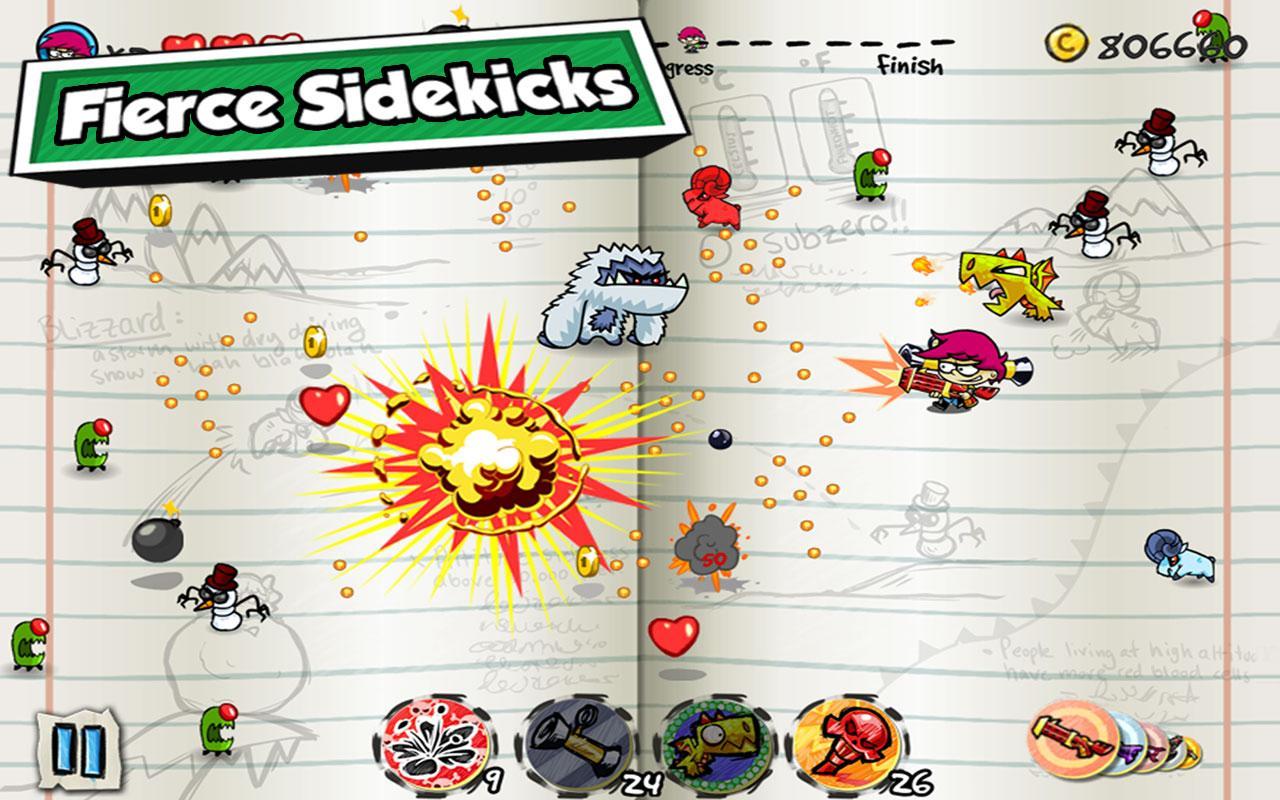 Scribble Hero App Review