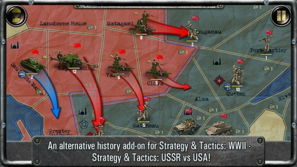 Strategy & TacticsUSSR vs USA (1)