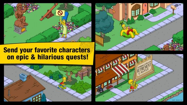 The Simpsons Tapped Out (1)