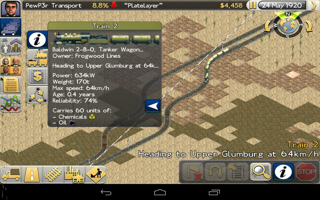 Transport Tycoon Review - Get Stuff Moving - AndroidShock