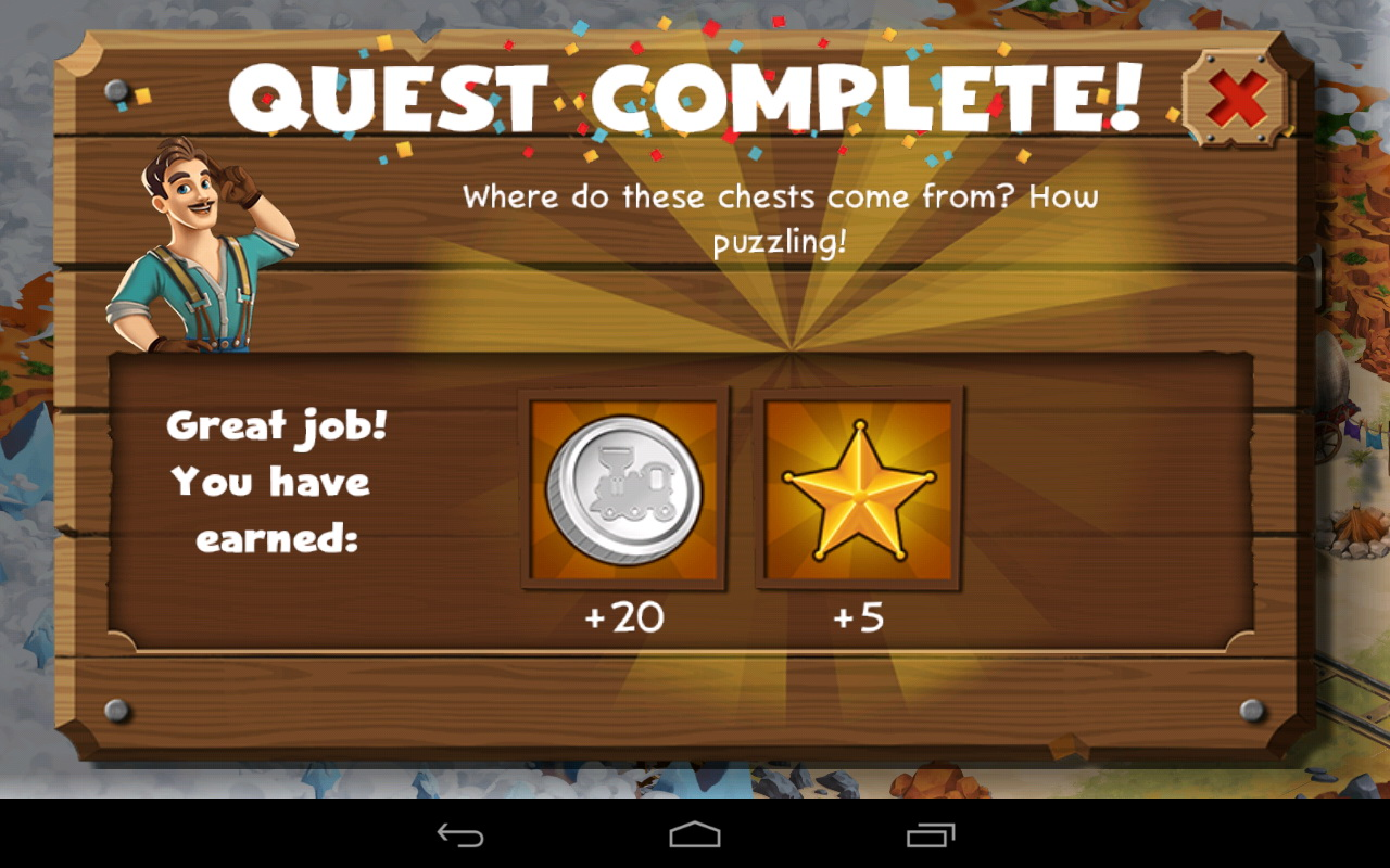 Westbound v1.1.2 [Mod](Unlimited Resources) For Android[AndroidKing
