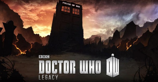 Doctor Who Legacy Big