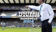 Football Manager Handheld 2014 Cover