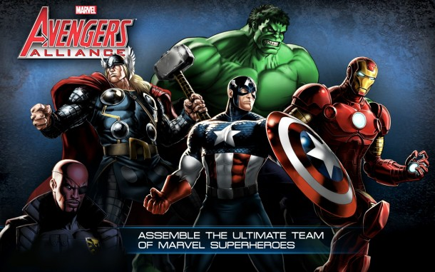 Marvel Avengers Alliance Big