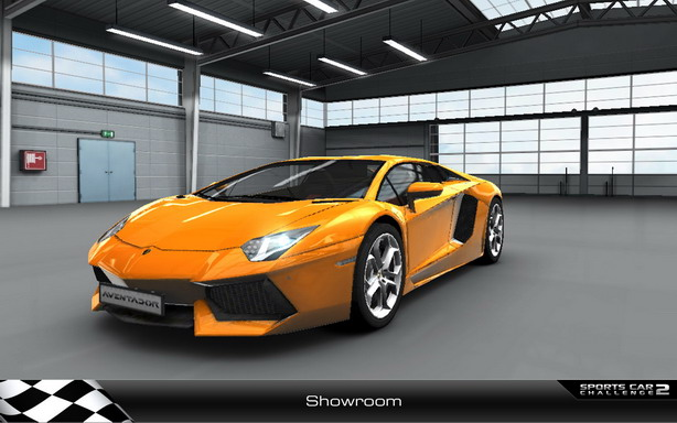 Customize Your Own Sports Car Game
