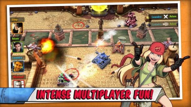 Tank Battles (1)