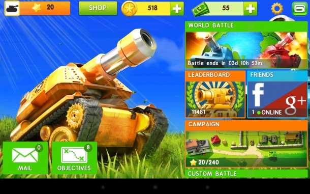 Tank Battles (8)