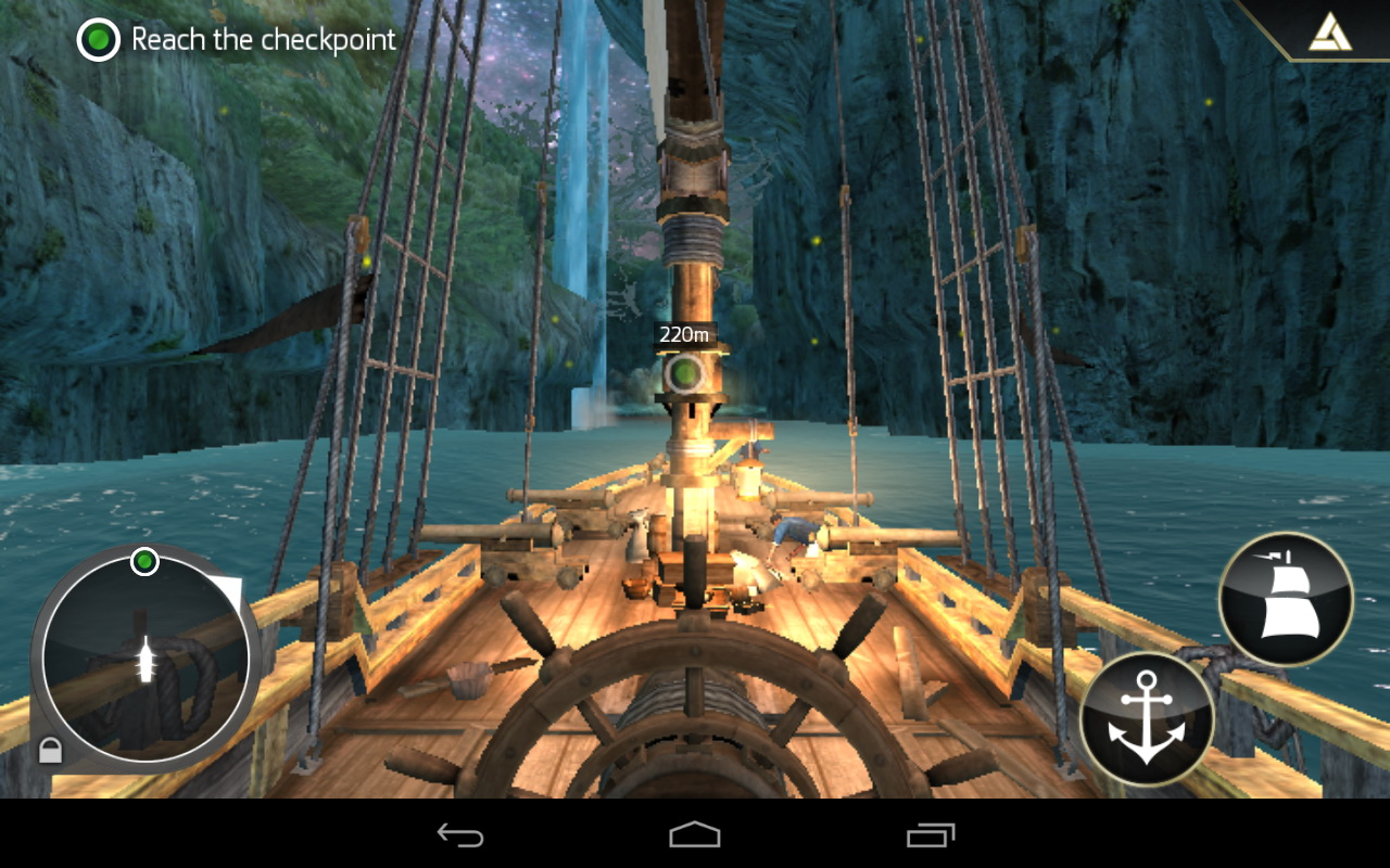 Assassin S Creed Pirates Review Dead In The Water Androidshock