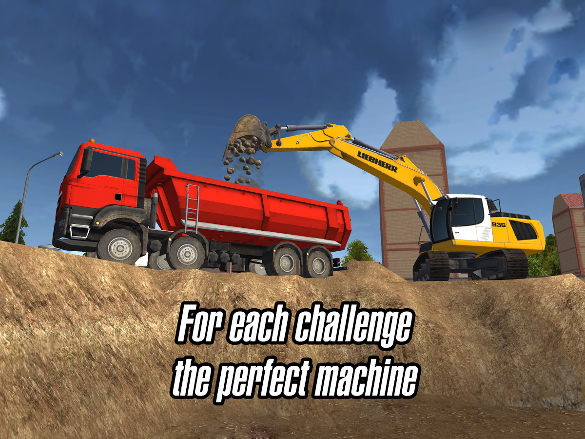 Construction Simulator 2014 – Almost Like A Real Job