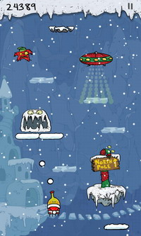 Doodle Jump Christmas Special (3)