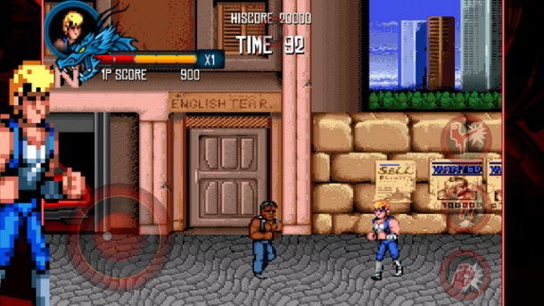 Double Dragon Trilogy (1)
